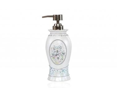 İrya Sıvı Sabunluk Beyaz